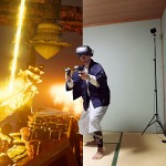 VR体験スタートイベント