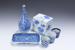 柏崎コレクションビレッジ秋季展 藍民芸館「明治ベロ藍やきもの展」
