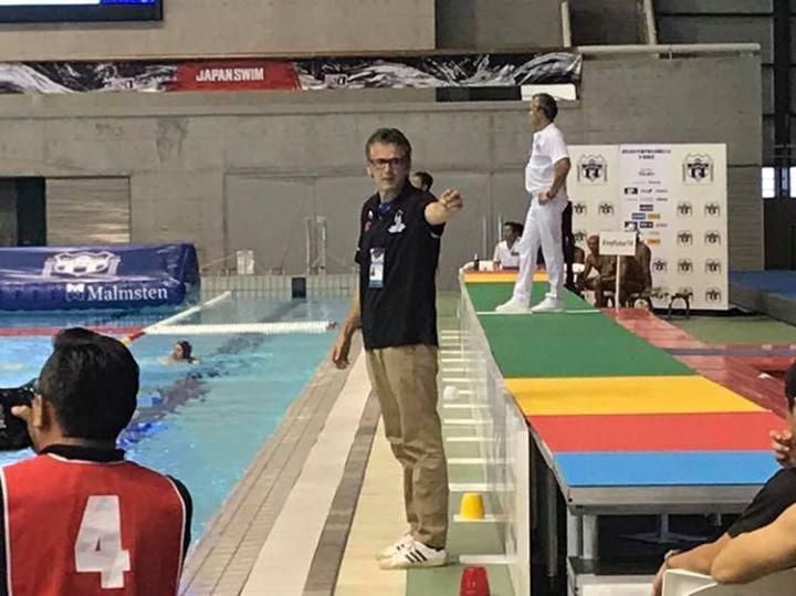 日本 選手権 水球